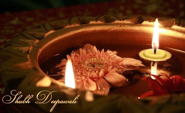 60 most amazing diwali greeting picture ideas shubh deepwali water candles picture m4hsunfo