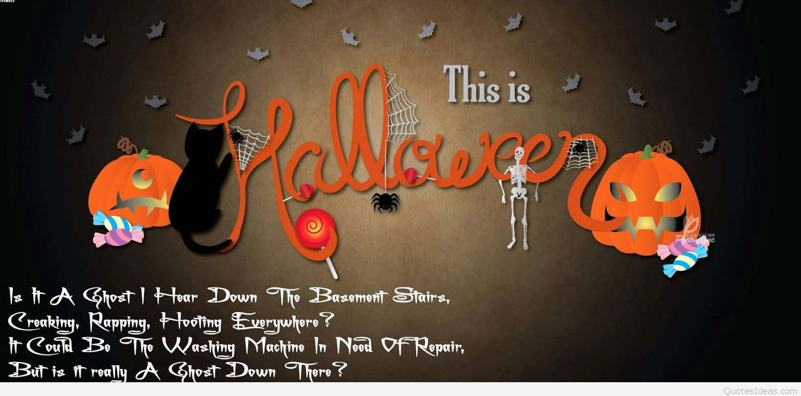 This Is Halloween Wishes Wallpaper