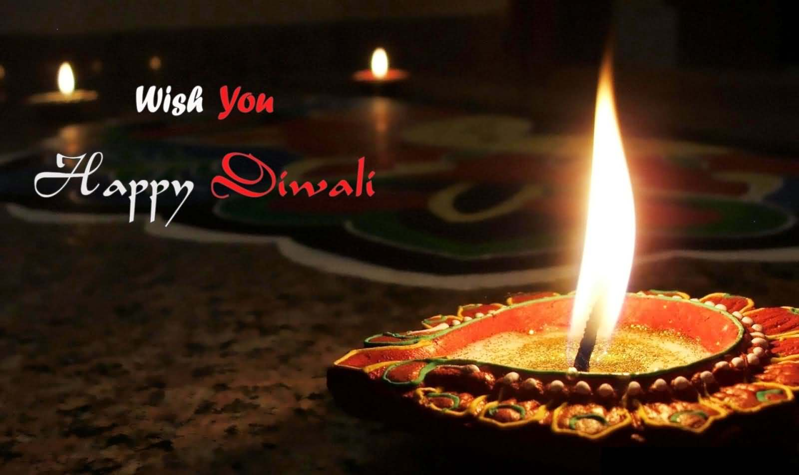 60 most amazing diwali greeting picture ideas wish you happy diwali diya picture kristyandbryce Images