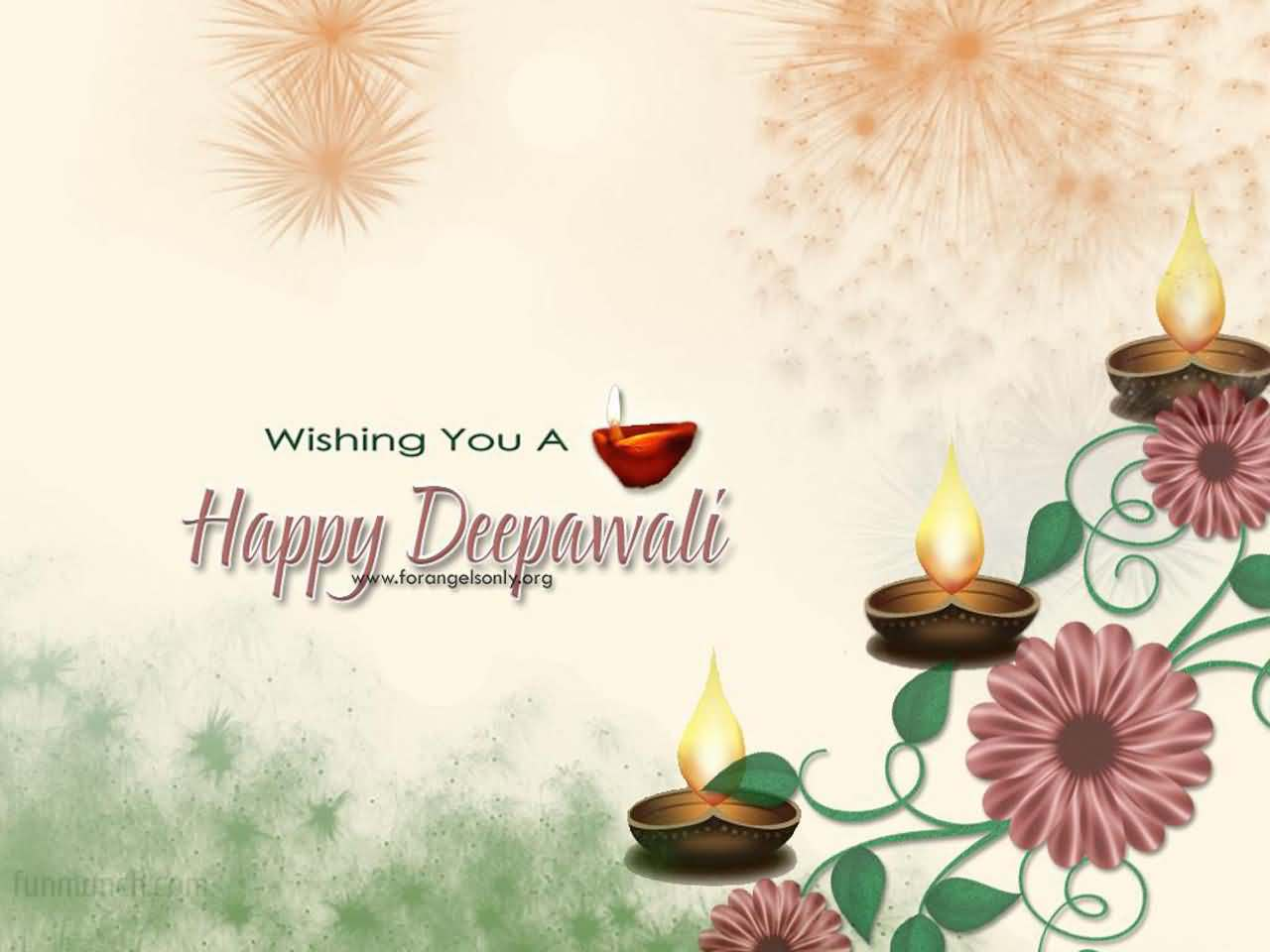 60 Most Amazing Diwali Greeting Picture Ideas