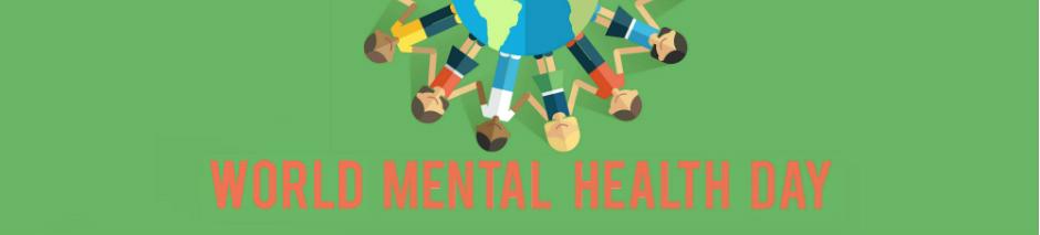 World Mental Health Day Header Image