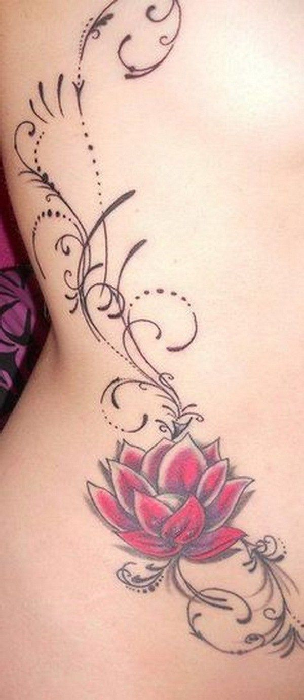 Red Lotus Flower Tattoos Image Collections Fresh Lotus Flowers