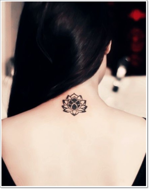70 Best Lotus Flower Tattoo Design Ideas