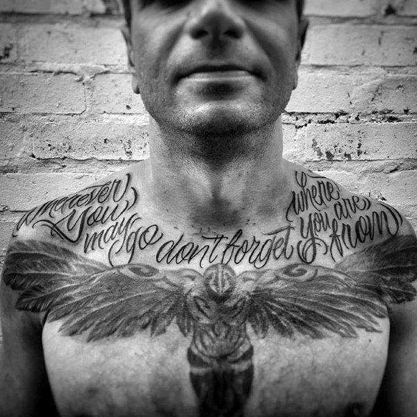 101 Best Chest Tattoos For Men: 101+ Best Chest Tattoos For Men