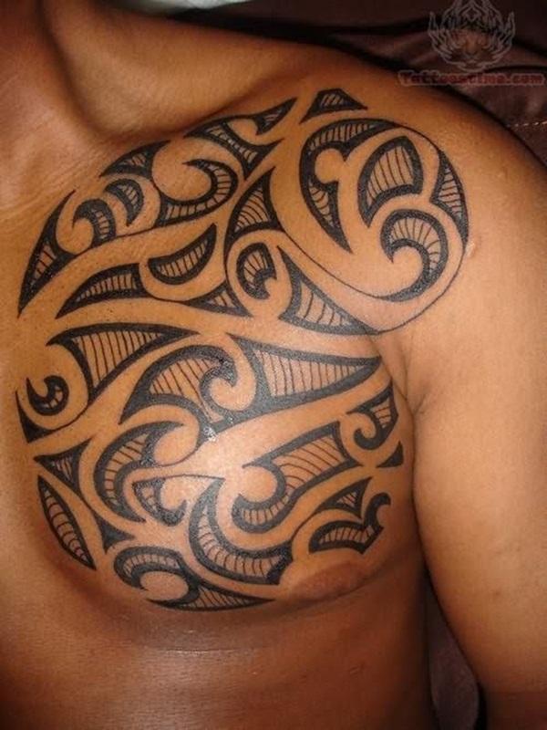 101 best chest tattoos for men. Black Bedroom Furniture Sets. Home Design Ideas