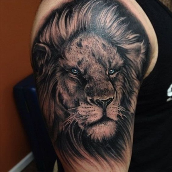 Colorful Lion Tattoo Tattoo Tattooed Tattoos: 80 Most Amazing Lion Tattoo Design Pictures And Images