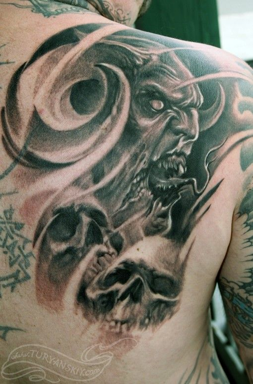 101 Demon Tattoo Designs Ideas With Meanings