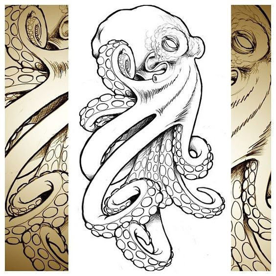 111+ Octopus Tattoos, Designs & Ideas With Meanings