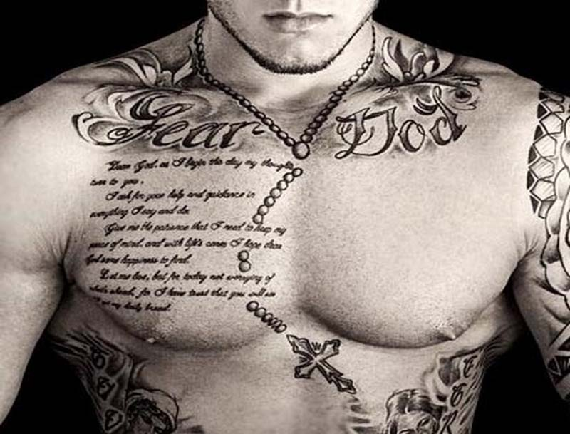 101 Best Chest Tattoos For Men