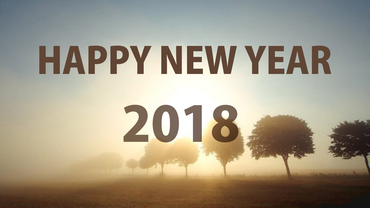 happy new year 2018 wishes picture for facebook