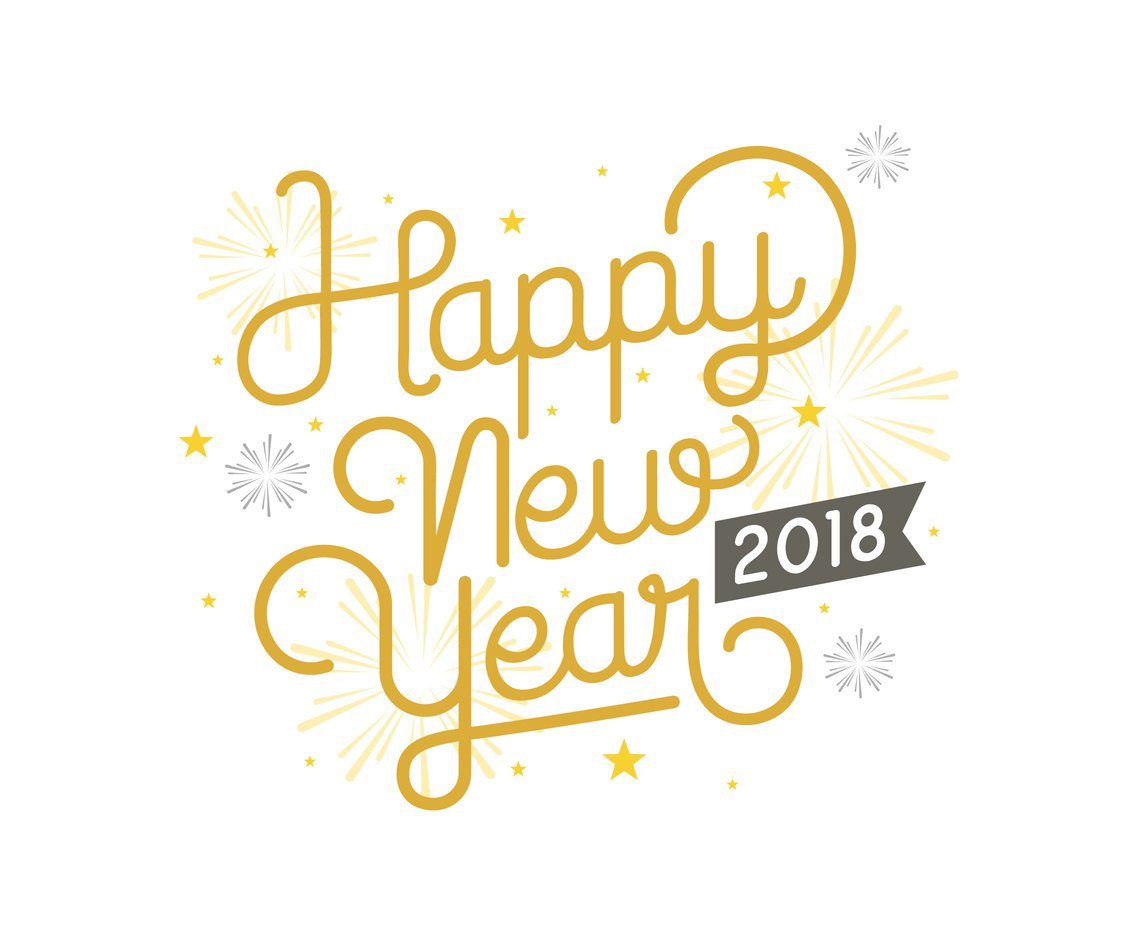 55 Most Amazing Happy New Year 2018 Greeting Ideas