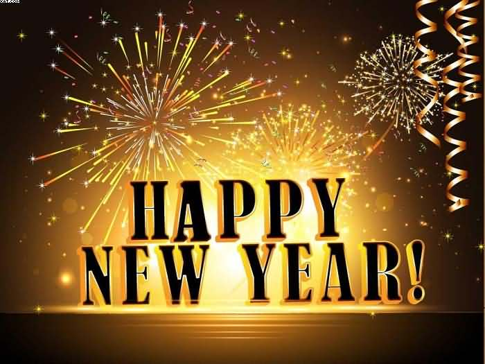 70 happy new year greetings happy new year beautiful starflakes card m4hsunfo