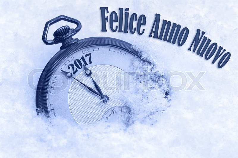 Happy new year greetings in italian felice anno nuovo text picture m4hsunfo