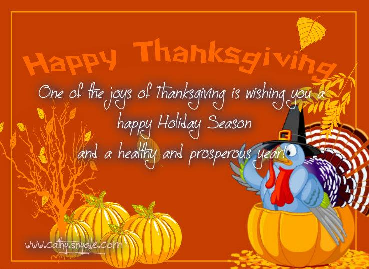 Happy thanksgiving wishes picture m4hsunfo Choice Image