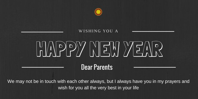 Parent new year greetings merry christmas and happy new year 2018 parent new year greetings m4hsunfo