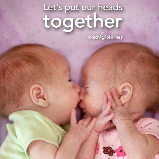 Lets Put Our Heads Together World Prematurity Day Premature Kids Picture