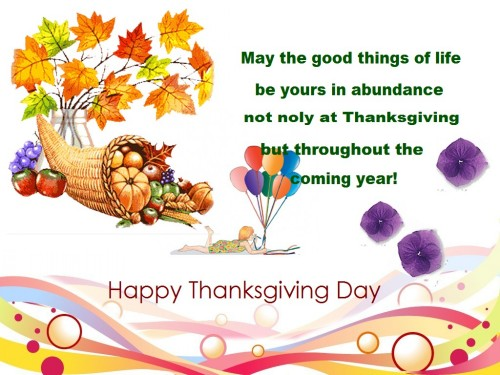 75 most amazing happy thanksgiving wish pictures and photos may the good things of life be yours in abundance not only at thanksgiving happy thanksgiving m4hsunfo