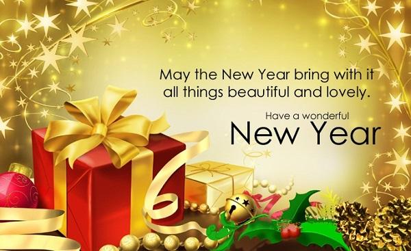 Resultado de imagem para have a happy new year