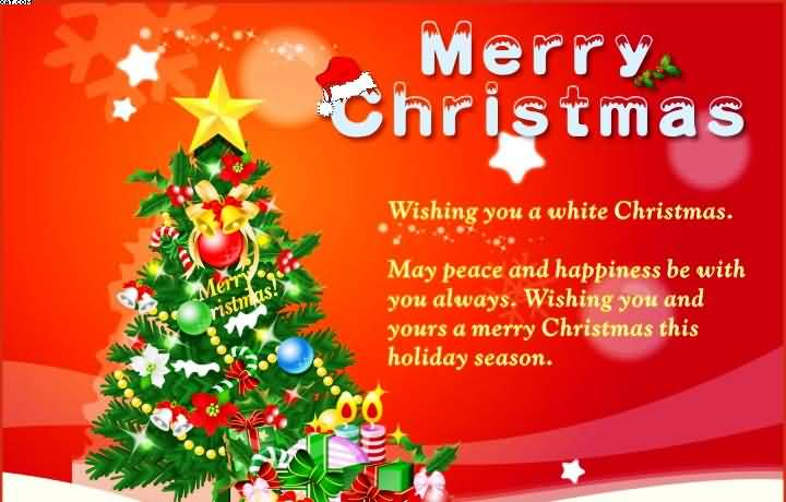 Merry christmas wishing you and yours a merry christmas this holiday merry christmas wishing you and yours a merry christmas this holiday season m4hsunfo