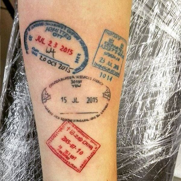 101+ Best Travel Tattoo Designs And Ideas