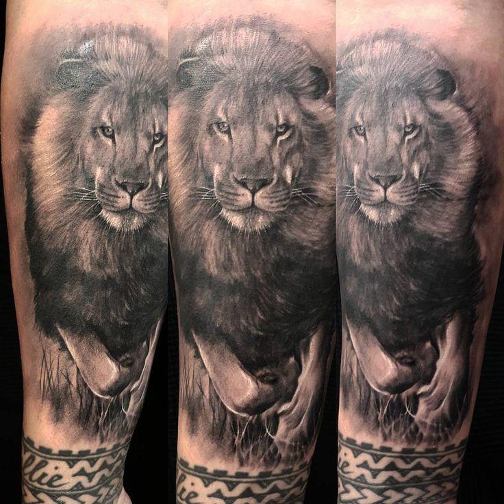 dc0a96888 90 Best Lion Tattoo Design Ideas On Askideas