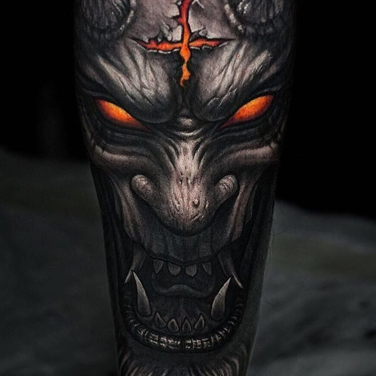 101+ Demon Tattoo Designs & Ideas With Meanings