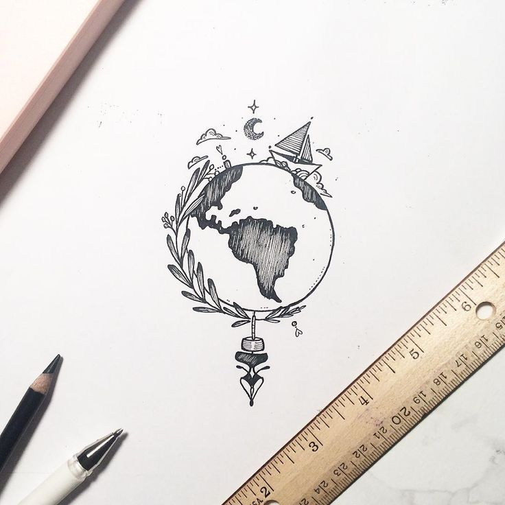 101 Best Travel Tattoo Designs And Ideas