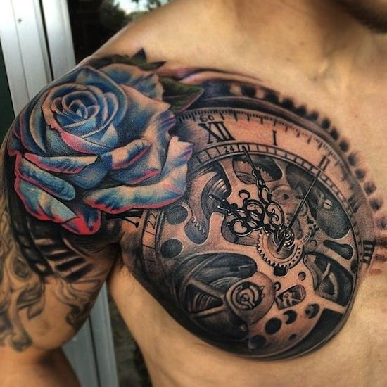 101+ Best Chest Tattoos For Men