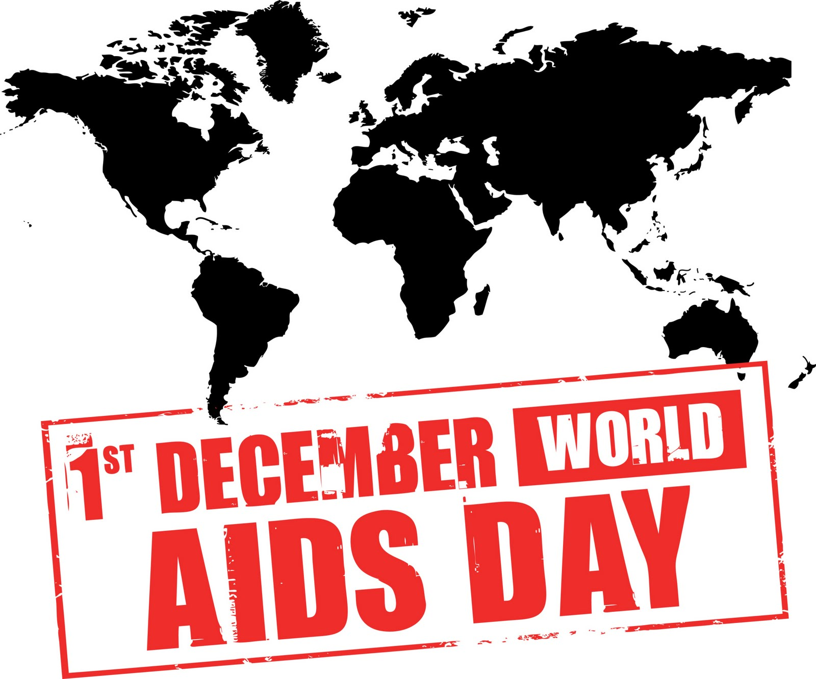 1st December world Aids day image