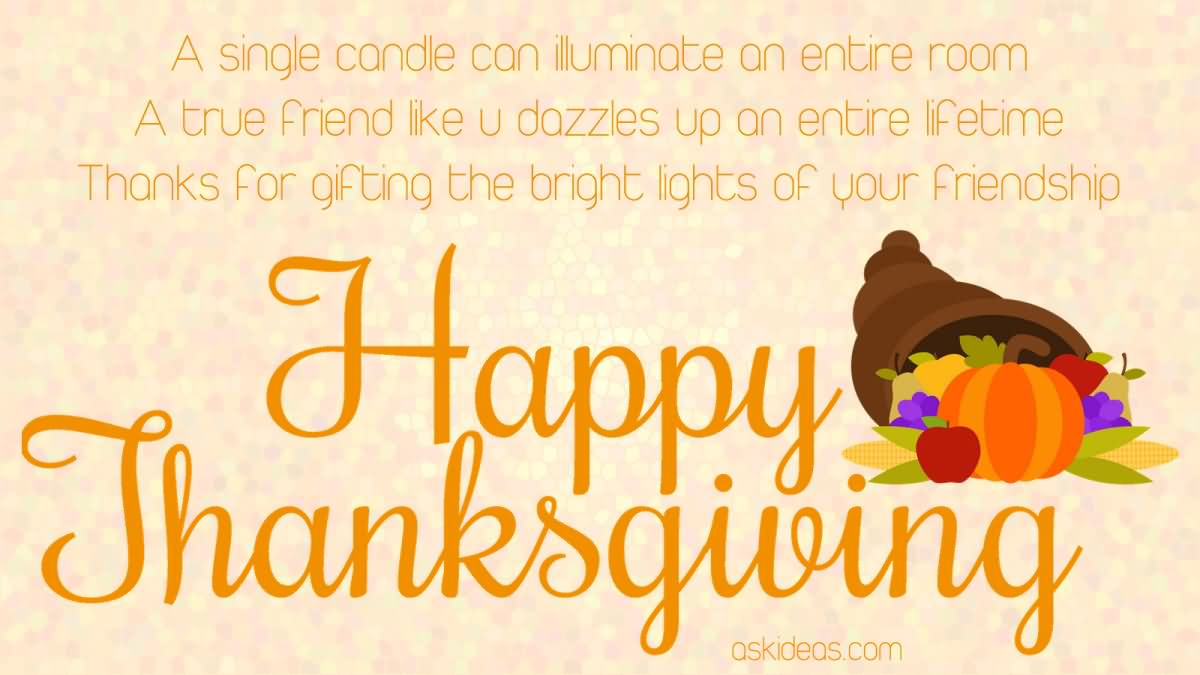 80 Best Thanksgiving Wishes Messages