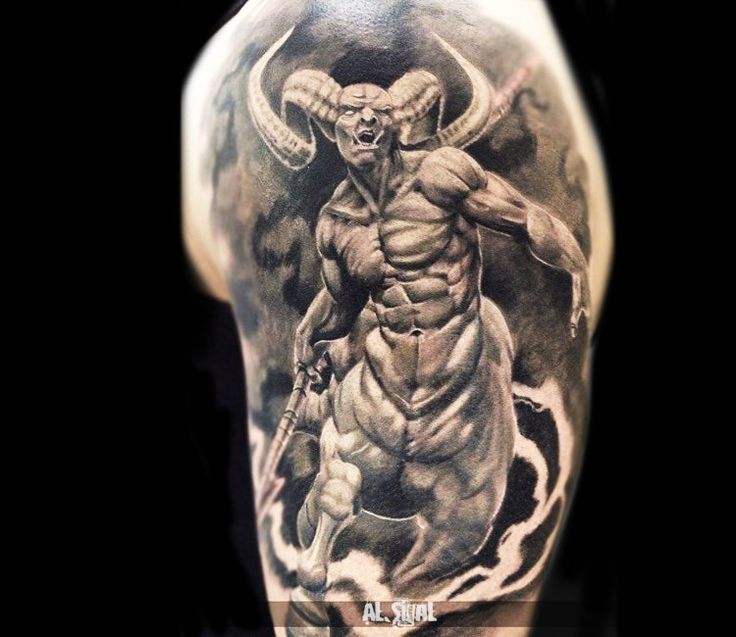 111+ Devil Tattoos, Designs & Ideas With Meanings