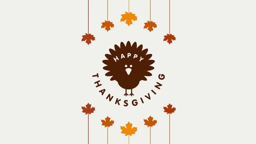 Beautiful Image To Wish Happy Thanksgiving.