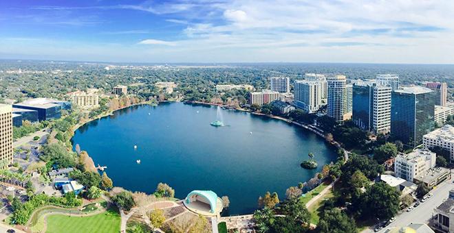 Eye Catching Sights – Lake Eola, Orlando, Florida