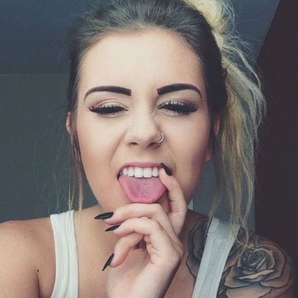 Super Cute And Trendy Nose Ring Piercing