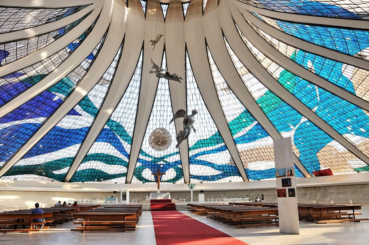 36+ Most Beautiful Cathedral of Brasília Pictures
