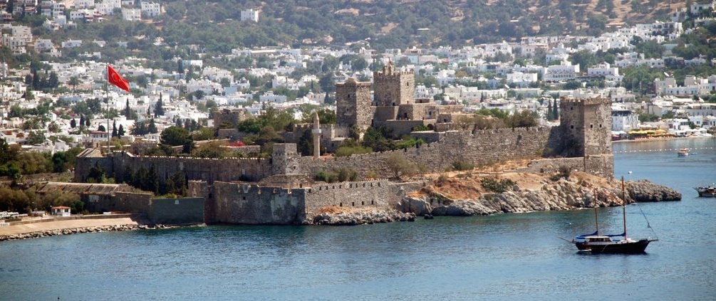 50+ Most Amazing The Bodrum Castle In Turkey Pictures And Images