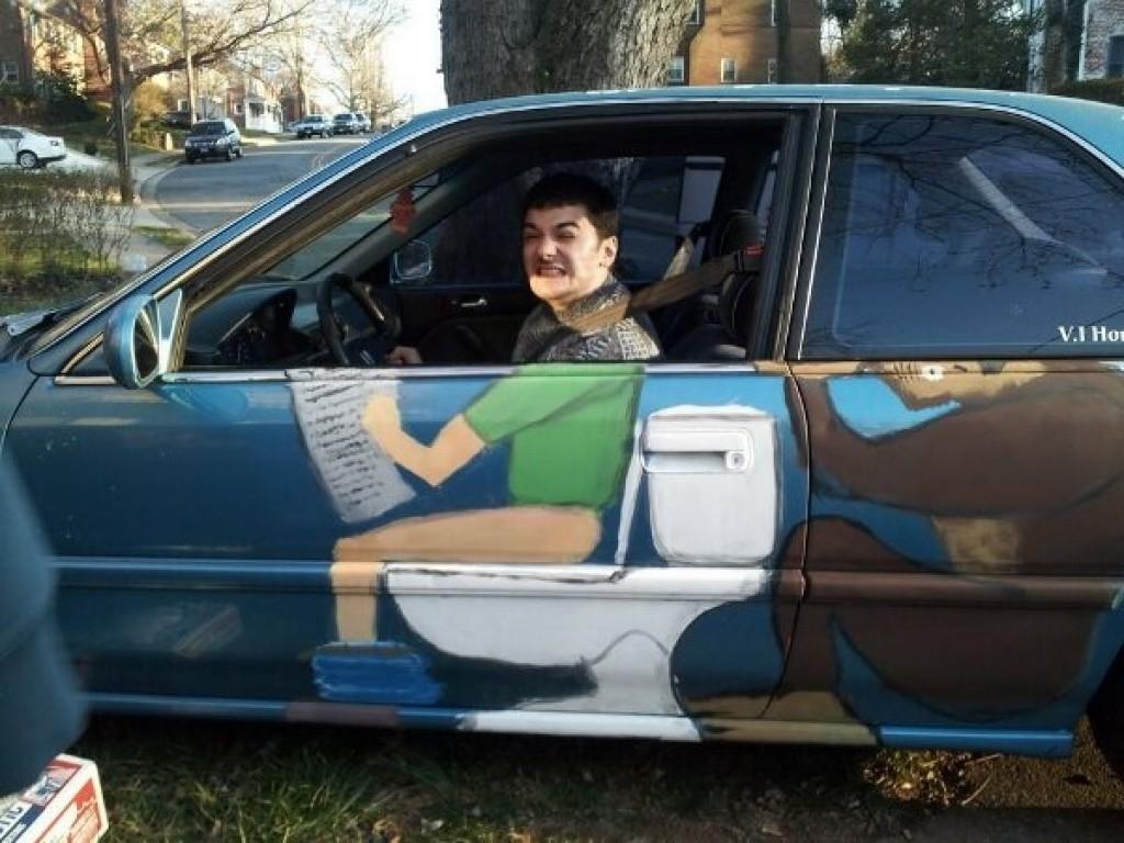 Bilderesultat for funny car paint