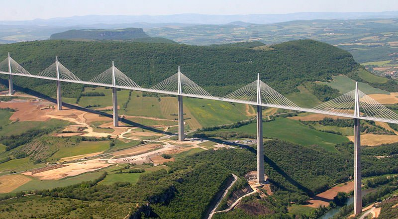 41 Most Beautiful Millau Viaduct Bridge In France Pictures And Images