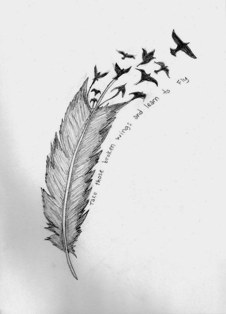 d1a466573 Amazing Black & Grey Eagles Coming Out Of Eagle Wing Tattoo Design