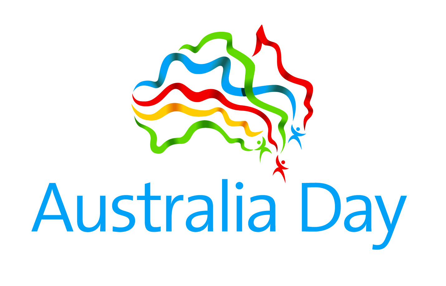 Australia Day 2018 Ribbons Picture