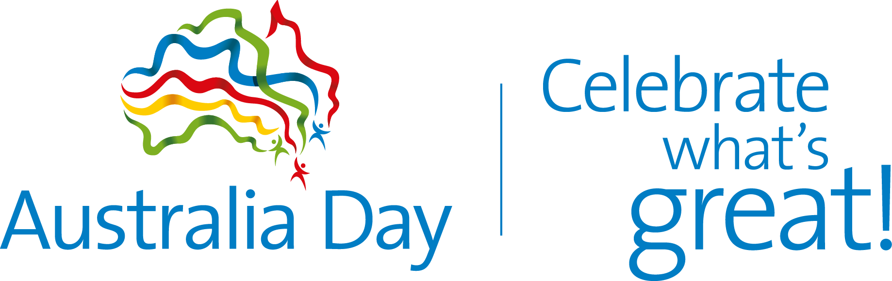 Australia Day Celebrate What's Great Clipart