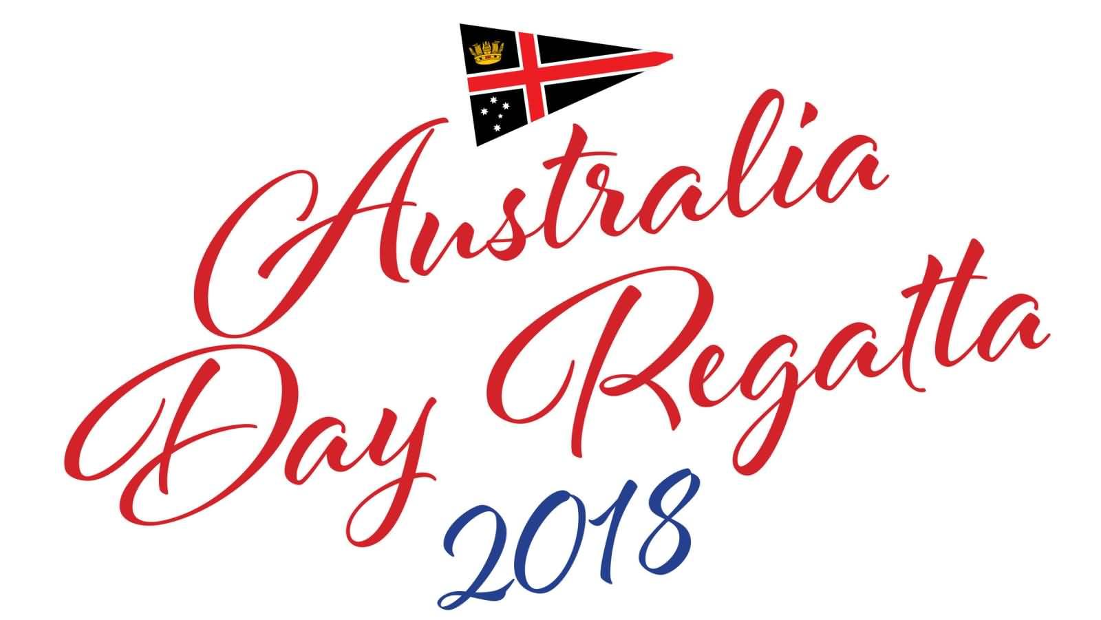 Australia Day Regatta 2018