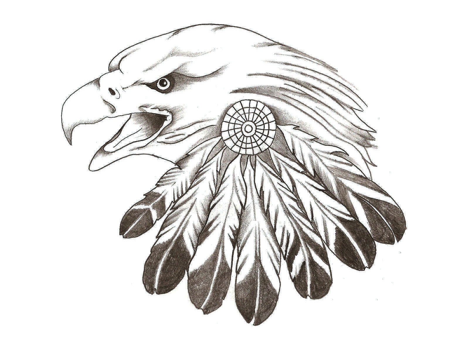 65 eagle feathers tattoos designs with meanings. Black Bedroom Furniture Sets. Home Design Ideas