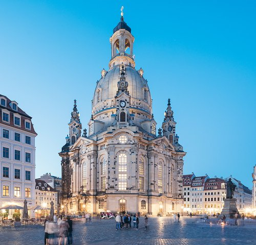 50 Most Stunning Pictures Of Dresden Frauenkirche In Germany