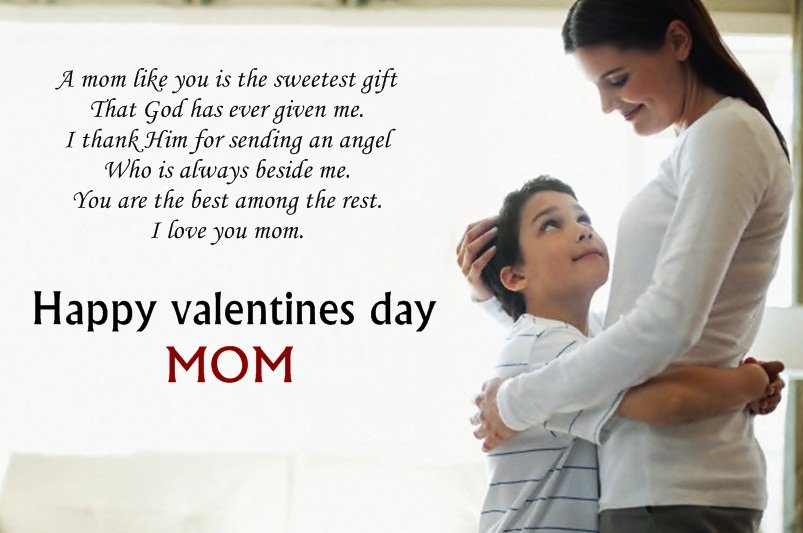 Happy Valentines Day Wishes For Mom