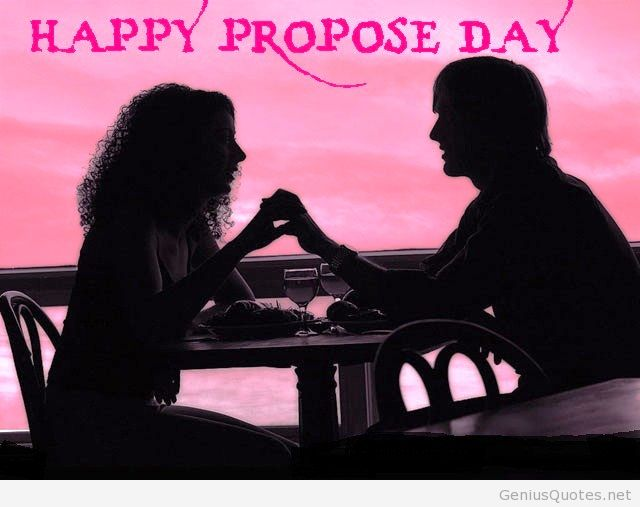 80 most beautiful propose day wish pictures and images - Boy propose girl with rose image ...