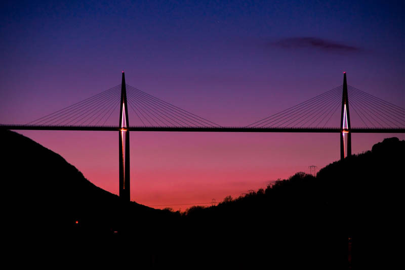 41 Most Beautiful Millau Viaduct Bridge In France Pictures ...