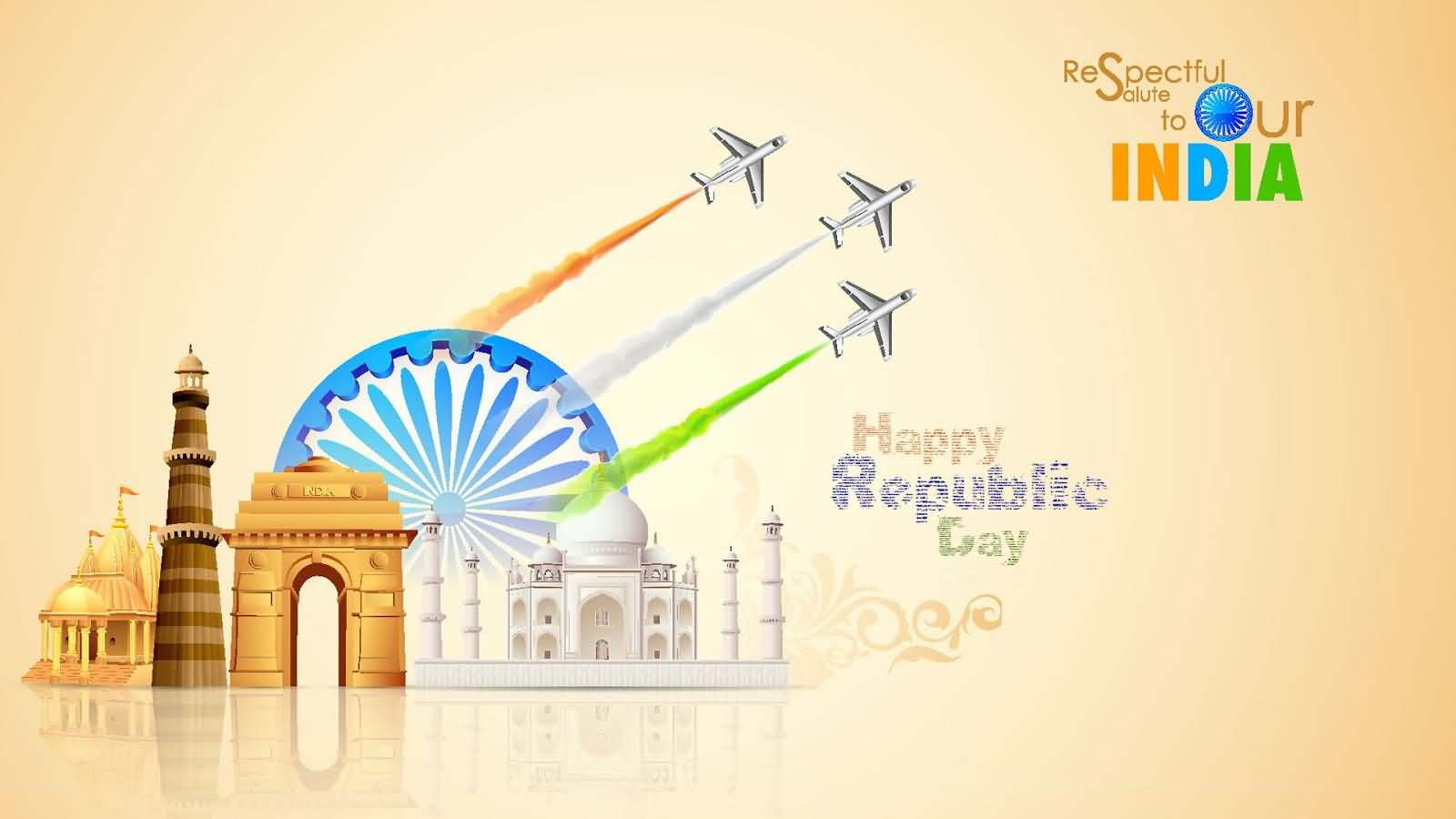 50 Best Happy Republic Day India Greeting Picture Ideas