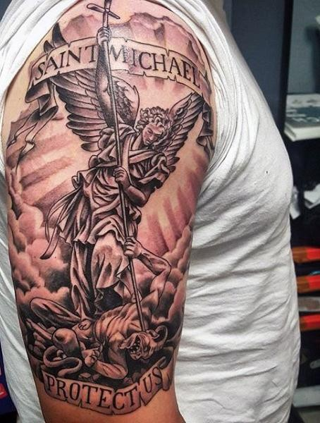 41 Best Archangel Tattoos Designs With Meanings