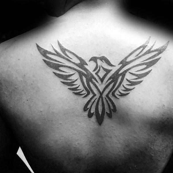 f936efb9b 52+ Amazing Tribal Eagle Tattoos & Designs With Meanings